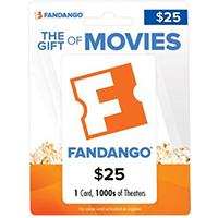 InComm Fandango $25