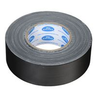"Savage 2"" x 55 yds Gaffer Tape Black"