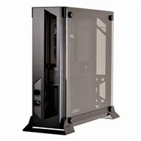 Lian Li PC-O5SX Wall-Mountable Open Air mini-ITX Chassis - Black