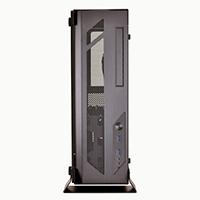Lian Li PC-O6SX Wall-Mountable Open Air micro-ATC Chassis - Black