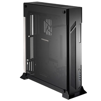 Lian Li PC-O7SX Wall-Mountable Open Air ATX Chassis - Black