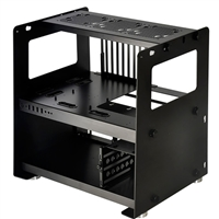 Lian Li PC-T80X Aluminum Test Bench - Black
