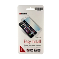 Inland Tempered Glass Screen Protector for iPhone 6