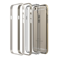 WinBook Snap On Bumper for iPhone 6 - Gold