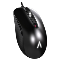 Azio EXO1 Optical Gaming Mouse - Black