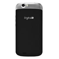 "Digital2 5"" Smartphone Android 4.4/1GB/16GB/Quad-Core - Black"