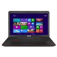 "ASUS ROG GL771JM-DH71 17.3"" Laptop Computer - Black Aluminum"