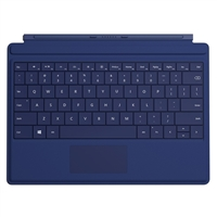 Microsoft Surface 3 Type Cover - Blue