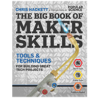 Weldon Owen BIG BOOK OF MAKER SKILLS