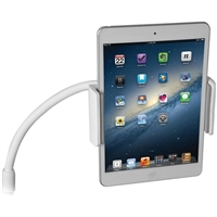 CTA Digital Adjustable Clamp Stand for Smartphones and Mini Tablets