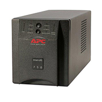 APC SUA750 Smart UPS (Refurbished) 6-Outlets 750W