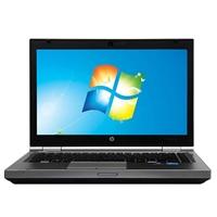 "HP EliteBook 8470P 14"" Laptop Computer Refurbished - Silver"