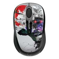 Microsoft GMF-00253 3500 L2 Mobile Mouse Artist Ho Limited Edition