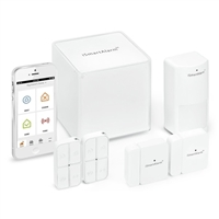 iSmartAlarm Home Security System Deluxe Package