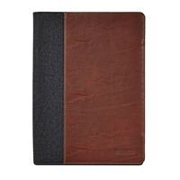 Cyber Acoustics Woodland Collection Synthetic Leather Folio for Surface 3 - Brown