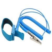 Kingwin Anti-Static Wrist Strap with Grounding Wire - 5 Piece