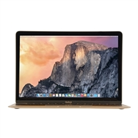 "Apple MacBook with Retina Display MK4N2LL/A 12"" Laptop Computer - Gold"