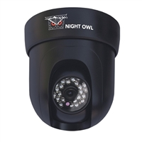 Night Owl 600 TVL Indoor Dome Security Camera with 50ft of Night Vision