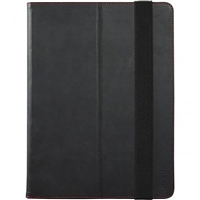 "Cygnett NanoGrip Folio for 10"" Tablets - Black w/ Red Trim"
