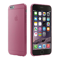 Cygnett Super Slim TPU Case for iPhone 6 - Translucent Pink