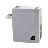 Inland 4-Port Standard USB Wall Charger