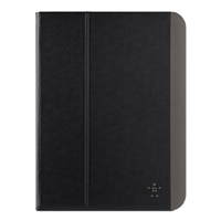 Belkin Slim Style Cover for iPad mini/mini 2/mini 3 - Blacktop/Gravel