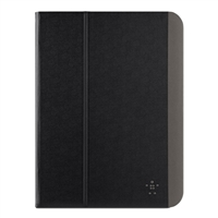 Belkin Slim Style Cover for iPad Air/Air 2 - Blacktop/Gravel