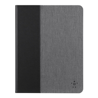 Belkin Chambray Cover for iPad Air/Air 2 - Dark Gray