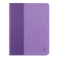 Belkin Chambray Cover for iPad Air/Air 2 - Purple