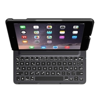 Belkin QODE Ultimate Pro Keyboard Case for iPad Air 2 - Black