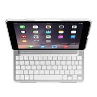 Belkin QODE Ultimate Pro Keyboard Case for iPad Air 2 - White