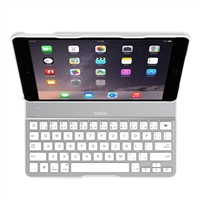 Belkin QODE Ultimate Keyboard Case for iPad Air 2  - White