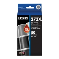 Epson T273XL020 High Capacity Black Ink Cartridge