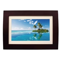 "Sylvania 10"" Multi-Media Photo Frame - Refurbished"