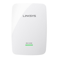 Linksys RE4100W Wireless Dual Band N600 PRO Wi-Fi Range Extender