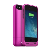 Mophie Juice Pack Helium for iPhone 5 - Pink