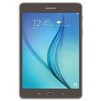 Photo - Samsung Galaxy Tab A 8.0 - Smoky Titanium