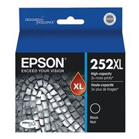 Epson 252XL High Capacity Black Ink Cartridge