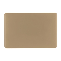"Tucano USA Nido Hard-Shell Case for MacBook 12"" - Gold"