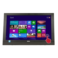 "Dell Inspiron 20-3043 Touchscreen 19.5"" All-in-One Desktop Computer Refurbished"