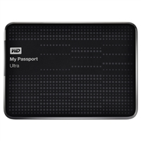 "WD My Passport Ultra 500GB USB 3.0, 2.5"" Portable External Hard Drive"