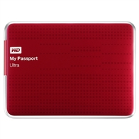 "WD My Passport Ultra 500GB 5,400 RPM USB 3.0 2.5"" Portable External Hard Drive - Berry"