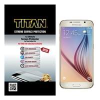 Titan Screen Protectors Screen Protector for Samsung Galaxy S6