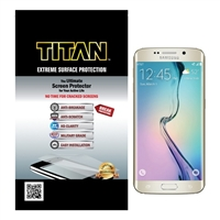 Titan Screen Protectors Screen Protector for Galaxy S 6 Edge