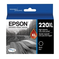 Epson 220XL High Capacity Black Ink Cartridge