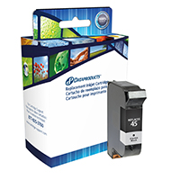 Dataproducts Remanufactured HP 45 Black Ink Cartridge