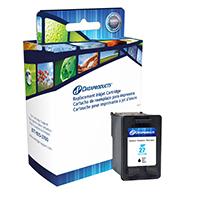 Dataproducts Remanufactured HP 27 Black Ink Cartridge