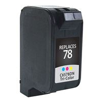 Dataproducts Remanufactured HP 78 Tri-color Ink Cartridge