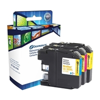 Dataproducts Remanufactured Brother LC-103XL Color Ink Cartridge Multi Pack