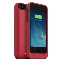 Mophie Juice Pack Helium for iPhone 5/5s - Red